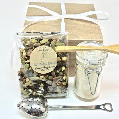 Chai Tea & Ginger Sugar Gift Set