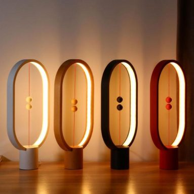 Float Balance Designer Lamp